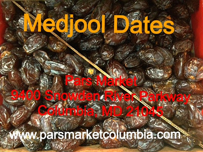 Fresh Medjool Dates at Pars Market Howard County Columbia Maryland 21045